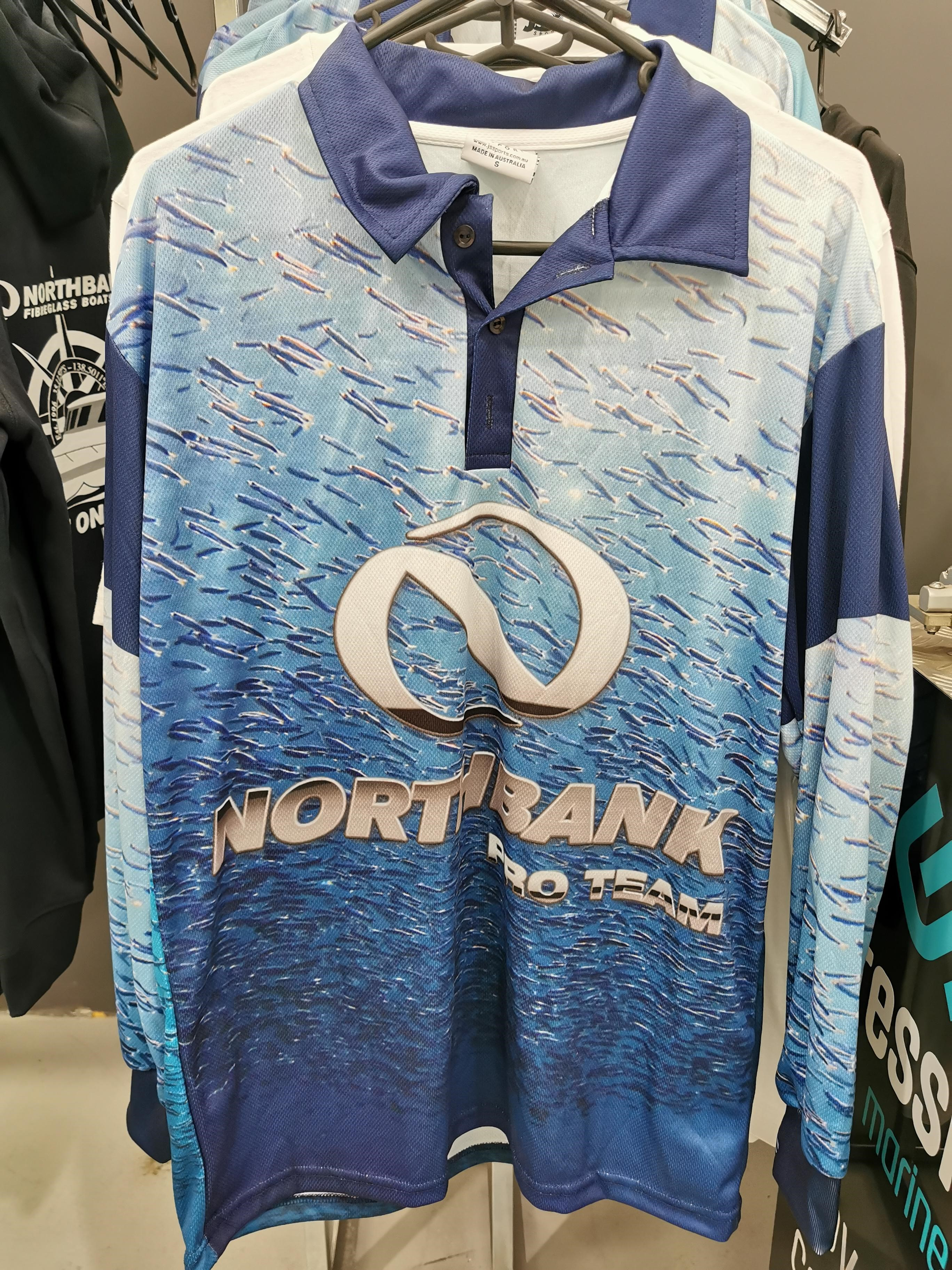 PRO TEAM FISHING SHIRT FRONT